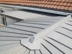 Couverture zinc Quartz