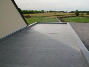 Terrasse d'étanchéité en EPDM 3